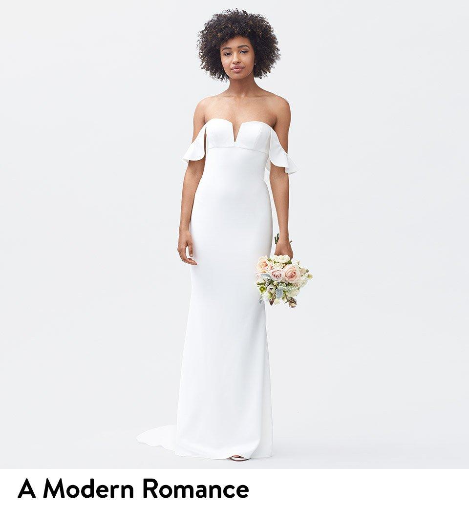 Nordstrom: We have your wedding dress | Milled