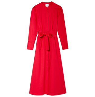 Sarah Poplin Shirtdress