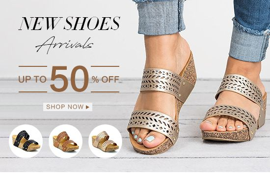 2d62bec77312 JustFashionNow  New SHOES Arrivals.This Sandal Trend Is Huge Now ...