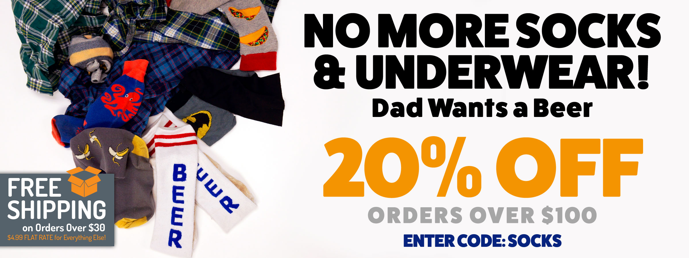 Enjoy 20% off orders of $100 or more.