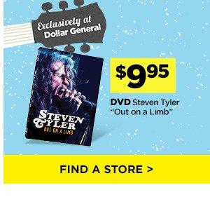 995 DVD Steven Tyler