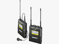 UWPD11 Integrated Digital Wireless Bodypack Lavalier Mic System (new Spectrum block 25)