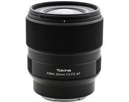 FiRIN 20mm f/2 FE AF Lenses for Sony E