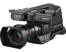 HC-MDH3 AVCHD Shoulder Mount Camcorder