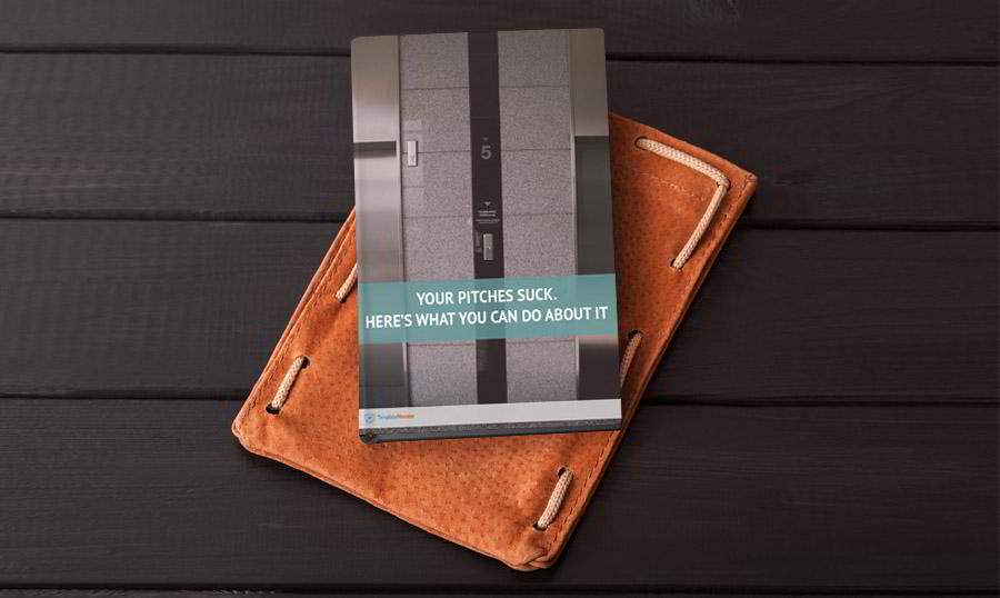 Everything You Wanted To Know About The Elevator Pitches [Free Ebook]