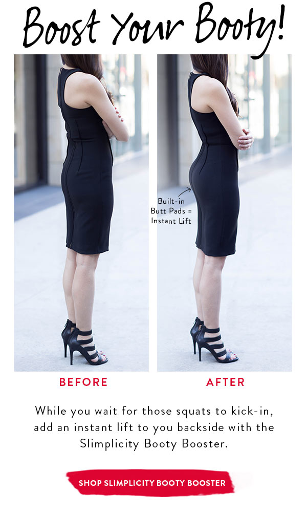 fa45b90cd SPANX by Sara Blakely: Boost Your Booty!   Milled