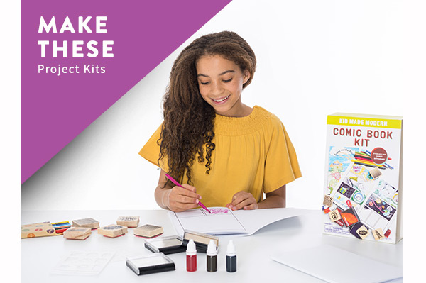 Craftsy kids kits that spark creativity milled make yourself at home with craftsy explore solutioingenieria Gallery