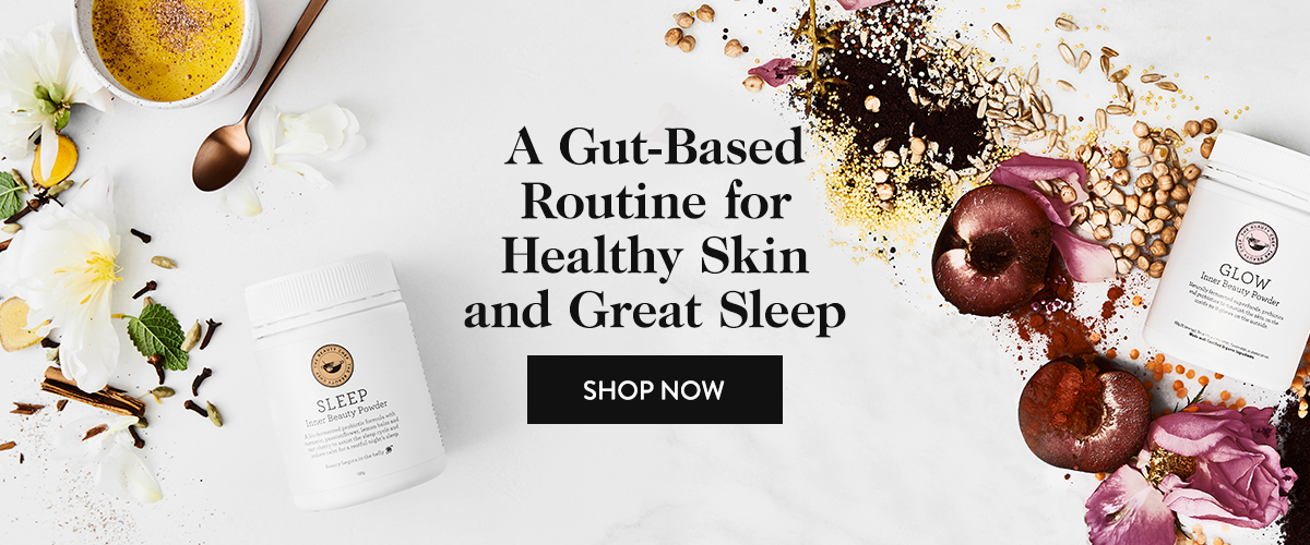 A Git-Based Routine for Healthy Skin and Great Sleep