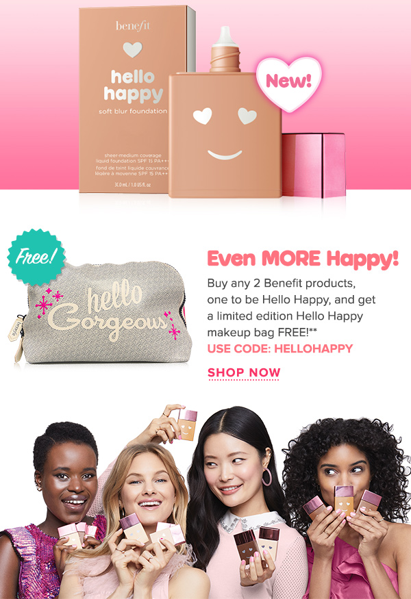 Benefit they're real lip