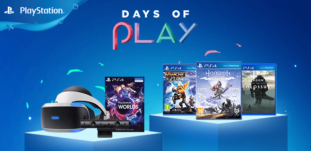 Sony Days of Play!