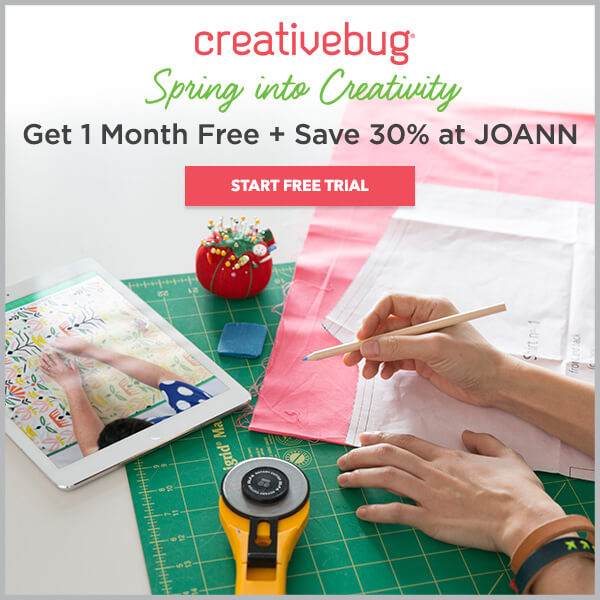Learn With CreativeBug. 1 Month Free. FIND YOUR INNER ARTIST.