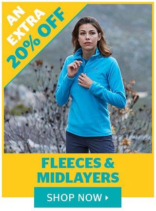 Fleeces & Midlayers