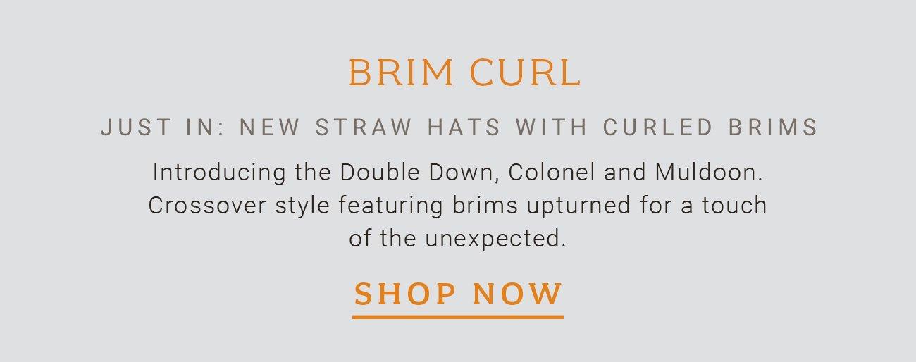 Brim Curl