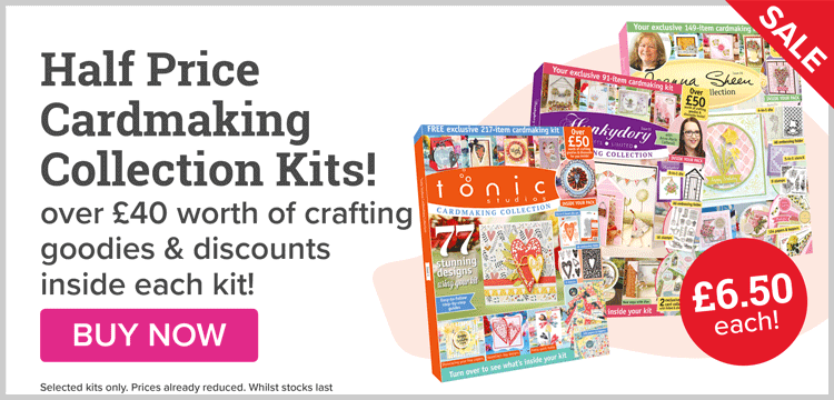 Half Price Box Kits!