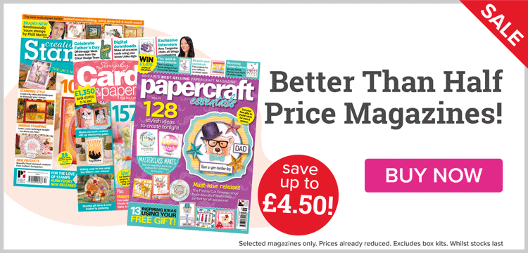 Better Than Half Price Magazines!