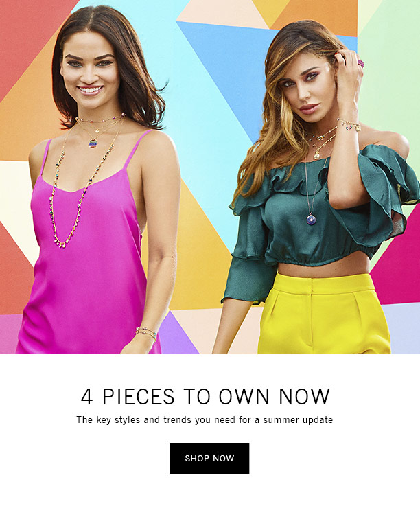 4 pieces to own now