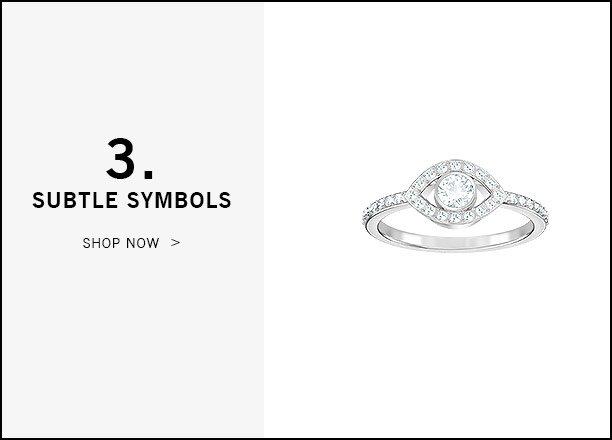 3. Subtle symbols