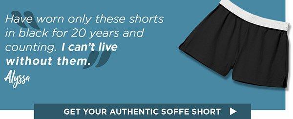 Shop Soffe Authentic Shorts