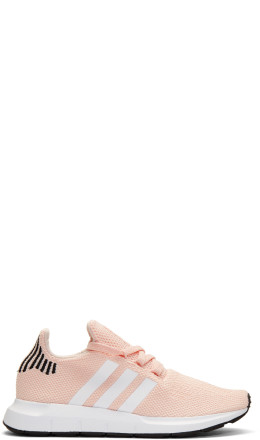 adidas Originals - Pink Swift Run Knit Sneakers