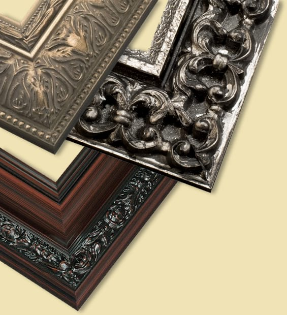 Pictureframes Ornate Frames An Affordable Luxury You