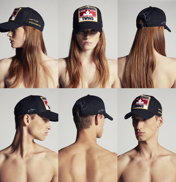 0f46958eefad2 Dsquared2: The 2019 Limited Edition Fashion Show Baseball Cap | Milled