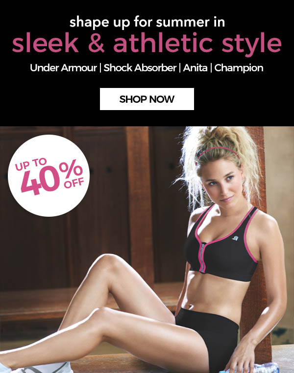 2e2fecde4 Sports Bras On Sale NOW Up to 40% Off