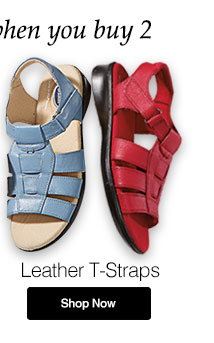 Shop Women's Dr. Scholl's Leather T-Straps