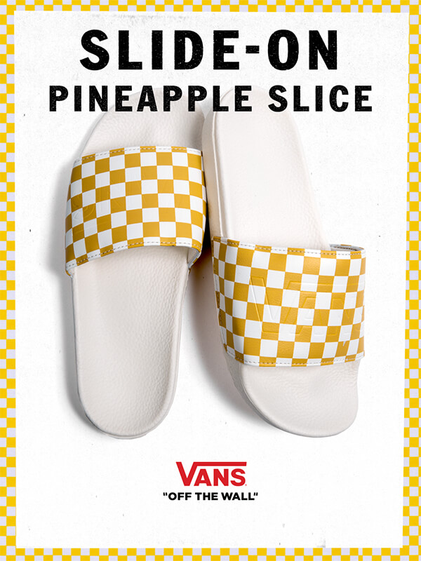 New Arrivals Slides featuring Vans | Shop Sandals & Slides Now