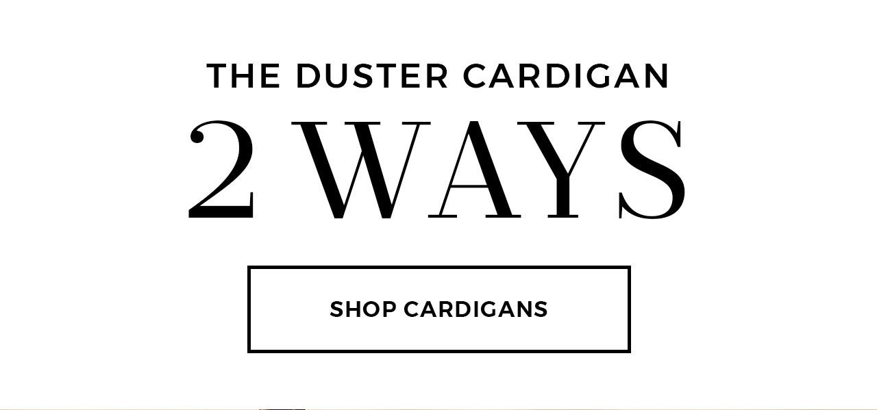 THE DUSTER 2 WAYS