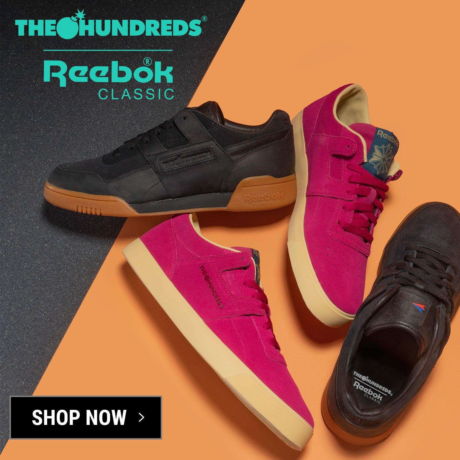 reebok the hundreds