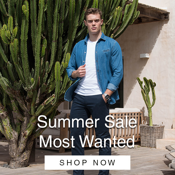 Summer Sale Most Wanted - Shop Now