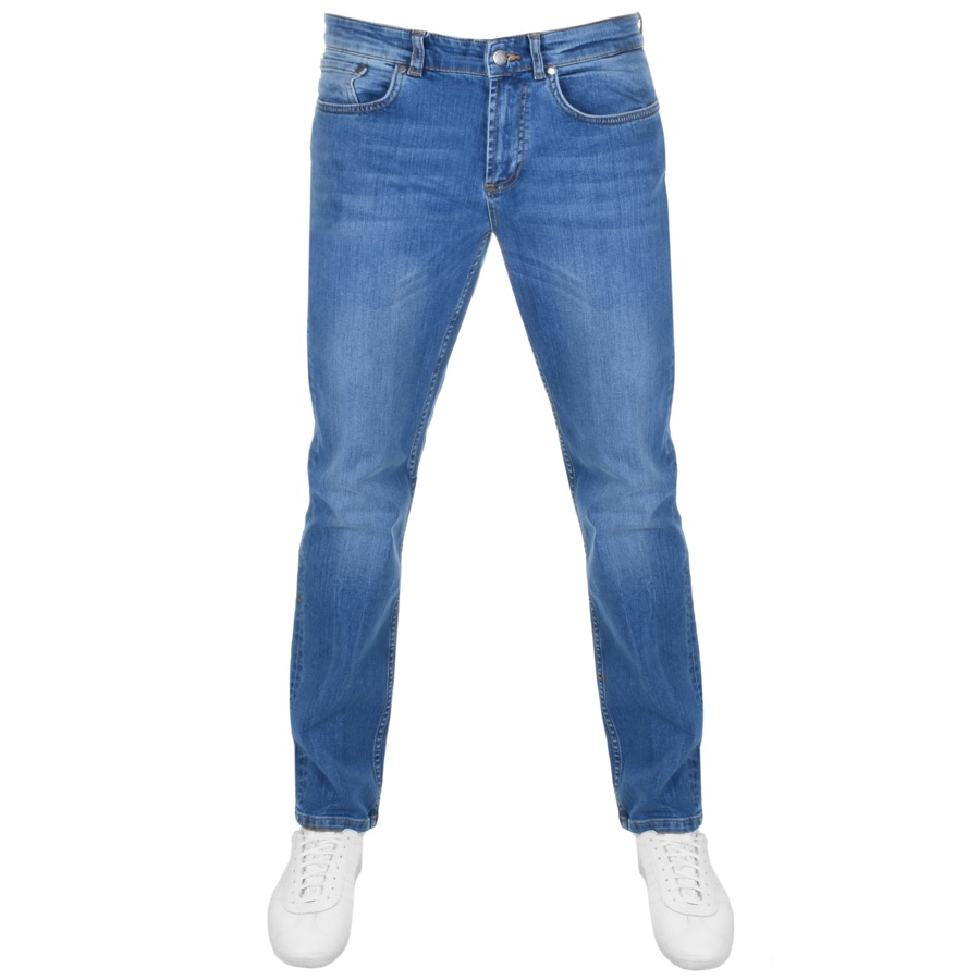 Henri Lloyd Manston Regular Fit Jeans Blue