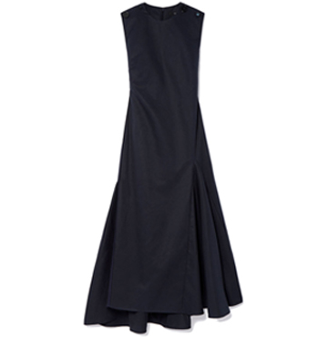 Ellery Lyco Godet Midi Dress $995