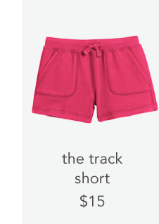 the track short