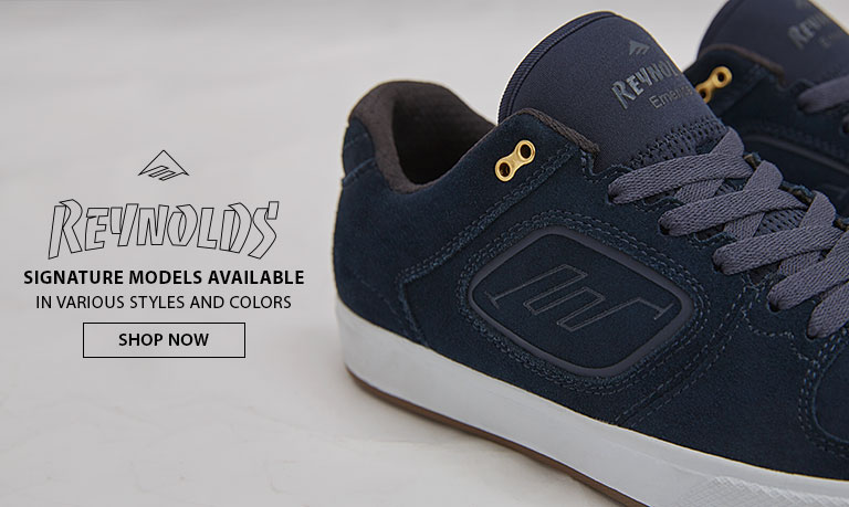 Reynolds Signature Shoes