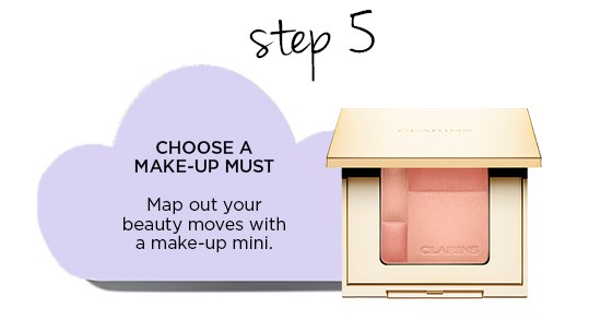 CHOOSE A MAKE-UP MUST