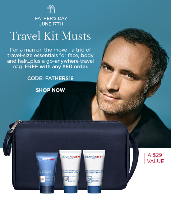 Travel Kit Musts