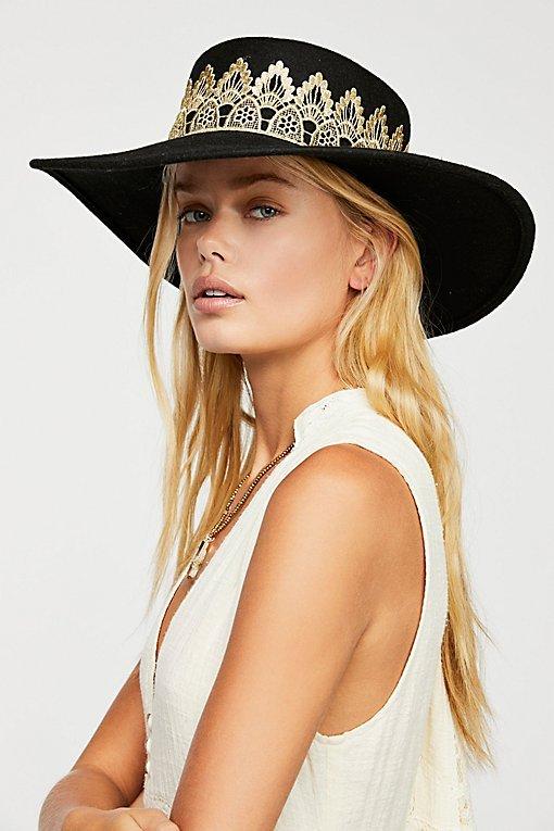 Georgia Lace Hat