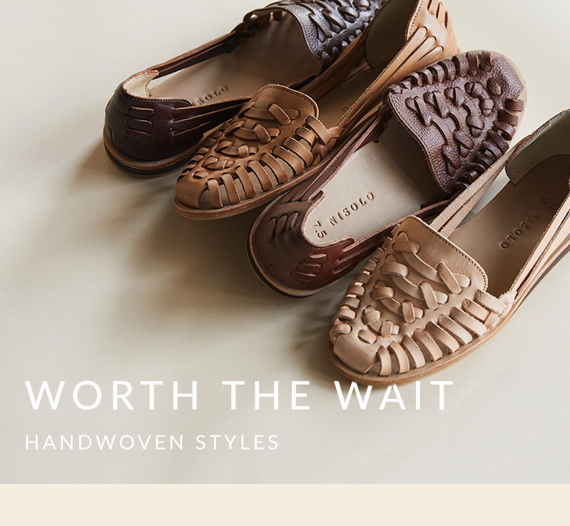 9801b88b2f5 Nisolo  We promised they d be worth the wait.