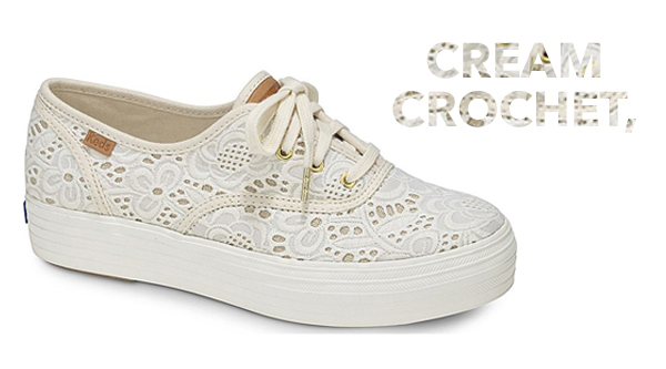 CREAM CROCHET