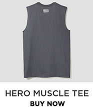 HERO MUSCLE TEE