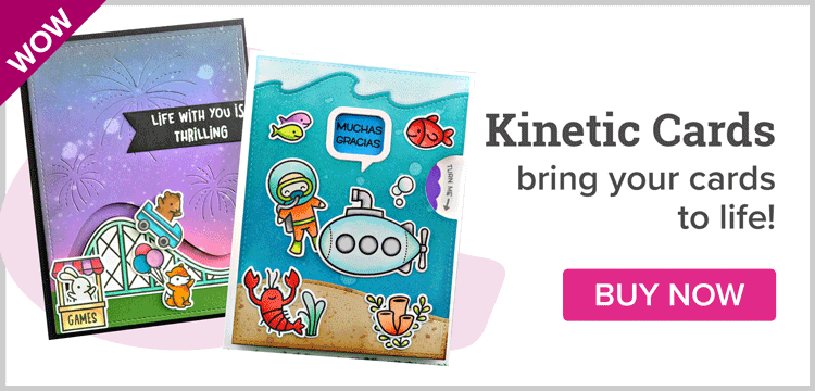 Kinetic Cards!