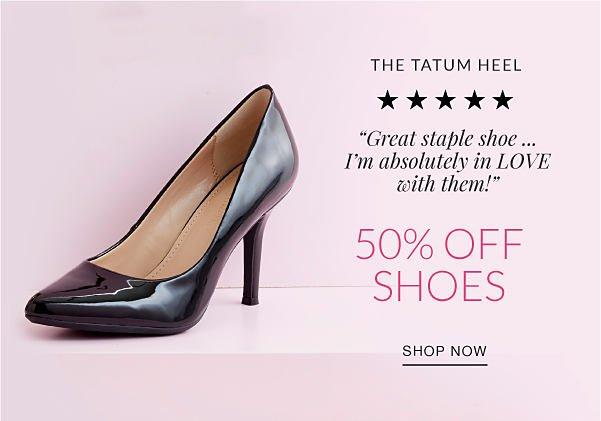 The tatum heel 5 stars