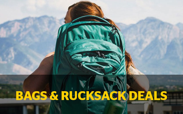 Bags and Rucksack Deals