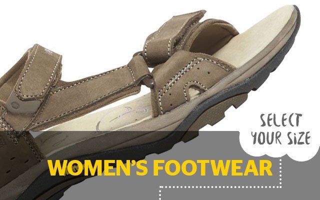 Women's Foowear