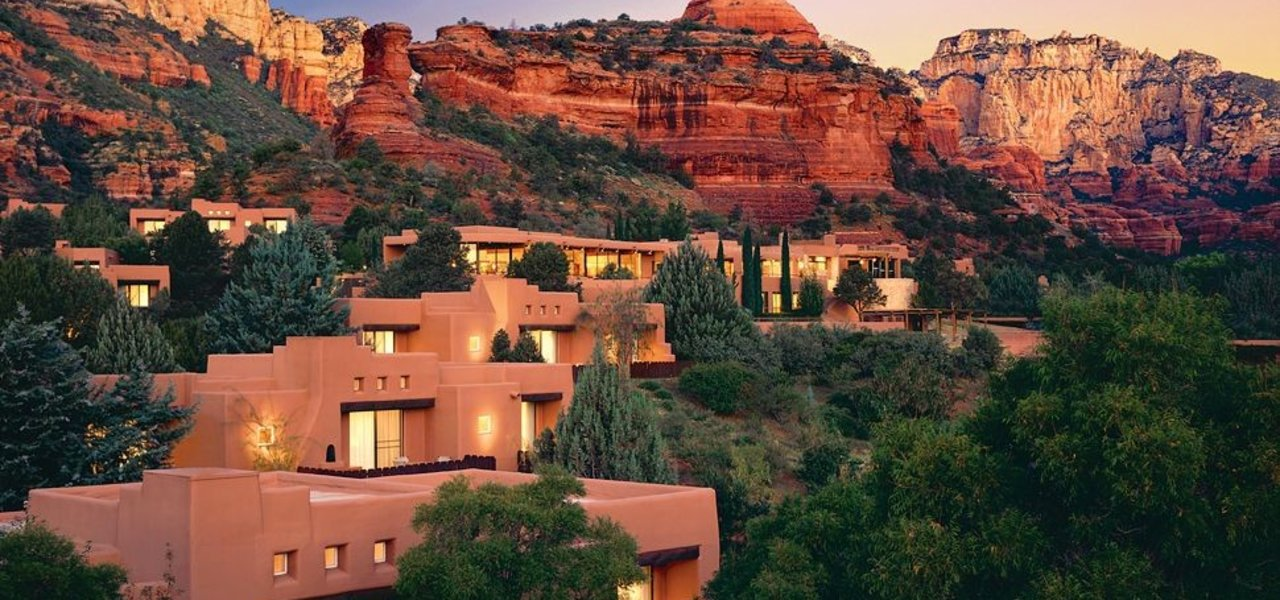 The Most Romantic Hotels in the U.S., Hands Down
