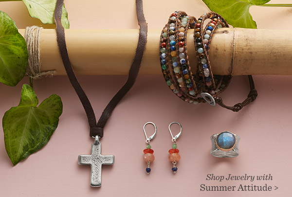 Jewelry With Summer Attitude