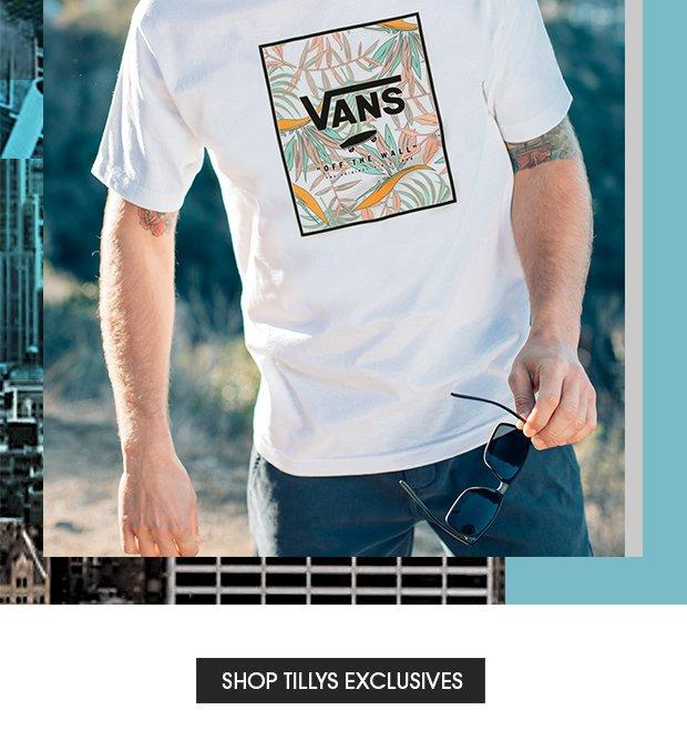 Shop Tillys Exclusives for Men