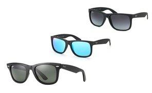 Ray-Ban Original Wayfarer and Classic Justin Sunglasses for Men's