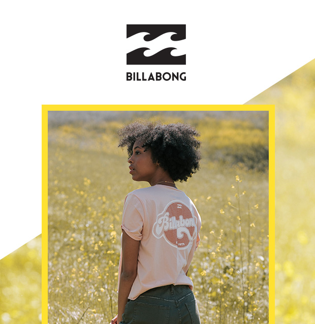 THIS JUST IN...FROM BILLABONG